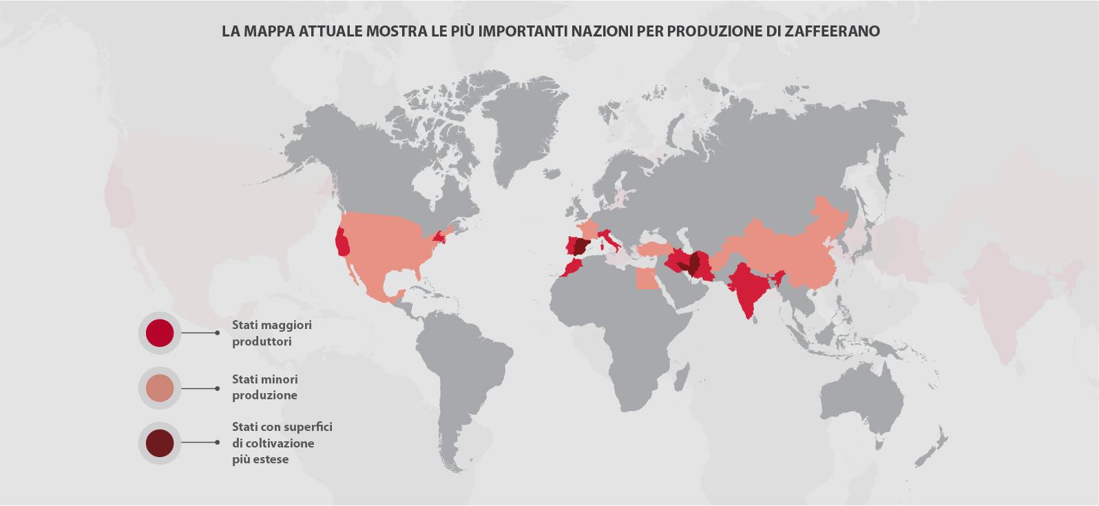 Zafferano Biologico Italiano produzione Mallamacigroup